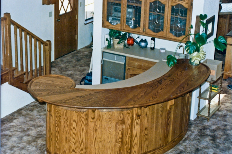 Buffets & Bars » Ron Riedel Custom Furniture